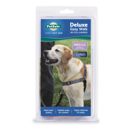 PetSafe Deluxe Easy Walk Harness Medium/Large Steel