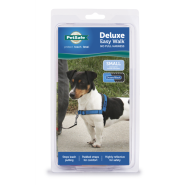 Deluxe Easy Walk Harness Small Ocean