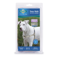 PetSafe Bling Easy Walk Harness Medium Large Silver