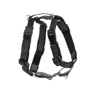 PetSafe 3 in 1 Harness & Car Restraint Large Black