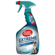 Simple Solution Extreme Stain & Odor Remover Spray 32 oz