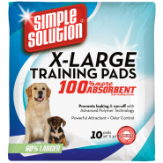 Simple Solution XL Training Pads 10 pk