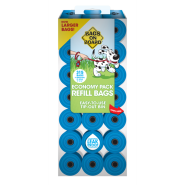 "Bags On Board Pantry 9x14"" Bag Refill 315 ct"