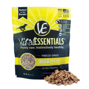 Vital Essentials Freeze-Dried Duck Mini Nibs