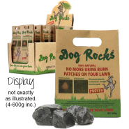 Dog Rocks Lawn Yellow Stain Protection Display 4/600 gm