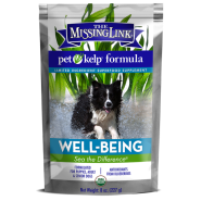 The Missing Link Dog Pet Kelp Formula Well-Being 8 oz