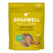 Dogswell Grillers GF Hip & Joint Chicken Treats 4 oz