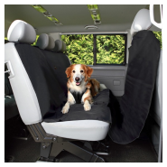 Trixie K9 Nylon Backseat Car Cover Black