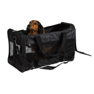 Trixie K9 Ryan Travel Bag Black Medium