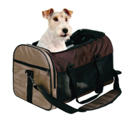 Trixie K9 Samira Carrier Medium Brown/Beige