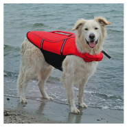 Trixie K9 LifeJacket LG Red/Black 50-80 cm up to 36 kg