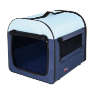 Trixie K9 Mobile Home M-L Blue
