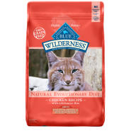 Blue Wilderness GF Cat Indr Adult WgtCtrl Hrbl Ckn 11 lb