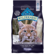 Blue Wilderness GF Cat Mature Chicken 2 lb