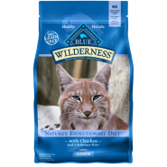 Blue Wilderness GF Cat Indoor Chicken 2 lb