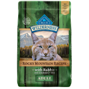 Blue Wilderness Cat Rocky Mountain Adult Rabbit 10 lb