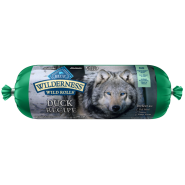 Blue Wilderness Dog Duck Roll 2.25 lb