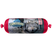 Blue Wilderness Dog Salmon Roll 2.25 lb