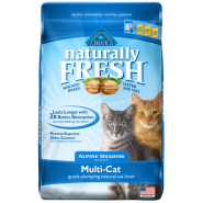 Naturally Fresh MultiCat Scented Litter 26 lb