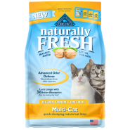 Naturally Fresh Ultra Odor Control Litter 6 lb