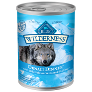 Blue Wilderness Dog GF Denali Dinner 12/12.5 oz