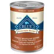 Blue Homestyle Dog Turkey Meatloaf 12/12.5 oz