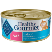 Blue Cat Healthy Gourmet Indoor Chicken Pate 24/5.5 oz