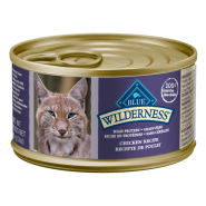 Blue Cat Wilderness Adult Chicken Entree 24/3 oz