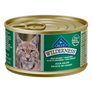 Blue Wilderness Cat Adult Duck Entree 24/3 oz