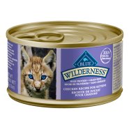Blue Wilderness Cat Kitten Chicken Entree 24/3 oz