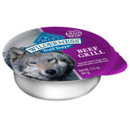 Blue Wilderness Dog Beef Pate Cups 12/3.5 oz