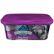 Blue Wilderness Dog Trail Tubs Beef Stew 8/8 oz