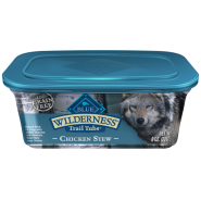 Blue Wilderness Dog Trail Tubs Chicken Stew 8/8 oz