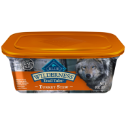 Blue Wilderness Tubs Turkey Stew 8/8 oz