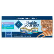 Blue Healthy Gourmet Adult Variety Pack 12/3 oz
