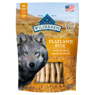 Blue Wilderness Flatland Stix 6 oz