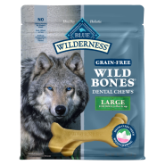 Blue Wilderness Wild Treat Dental Bones Large 27 oz