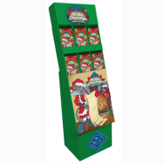 Blue Kitty Cravings Holiday Shipper 36 ct