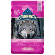 Blue Dog Wilderness Small Breed Adult Chicken 11 lb