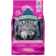 Blue Dog Wilderness Small Breed Adult Chicken 4.5 lb
