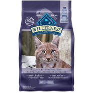 Blue Cat Wilderness GF Adult Chicken 2.5 lb