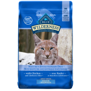 Blue Cat Wilderness GF Indoor Adult Chicken 11 lb