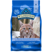 Blue Cat Wilderness GF Indoor Adult Chicken 5 lb