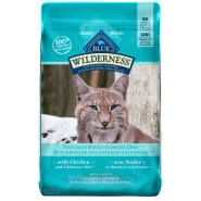 Blue Cat Wilderness GF Indoor HairballCntrl Adult Chkn 11 lb