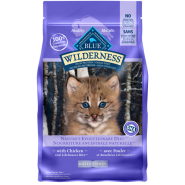 Blue Cat Wilderness GF Kitten Chicken 5 lb