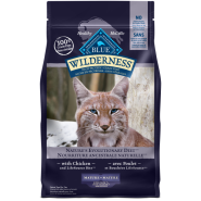 Blue Cat Wilderness GF Mature Chicken 5 lb