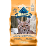 Blue Cat Wilderness GF Weight Control Adult Chicken 5 lb