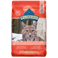 Blue Cat Wilderness GF Indoor WeightControl Adult 11 lb