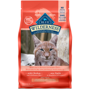Blue Cat Wilderness GF Indoor Weight Control Adult 5 lb - COMING SOON
