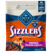 Blue Dog Sizzlers Pork 15 oz EN/FR